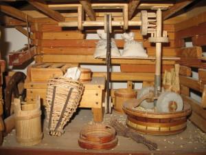 molìn (interno) (Museo etnografico Padola)